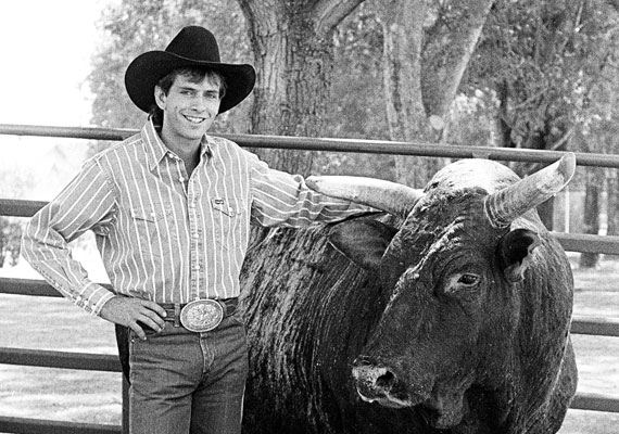 Lane Frost And His Wife