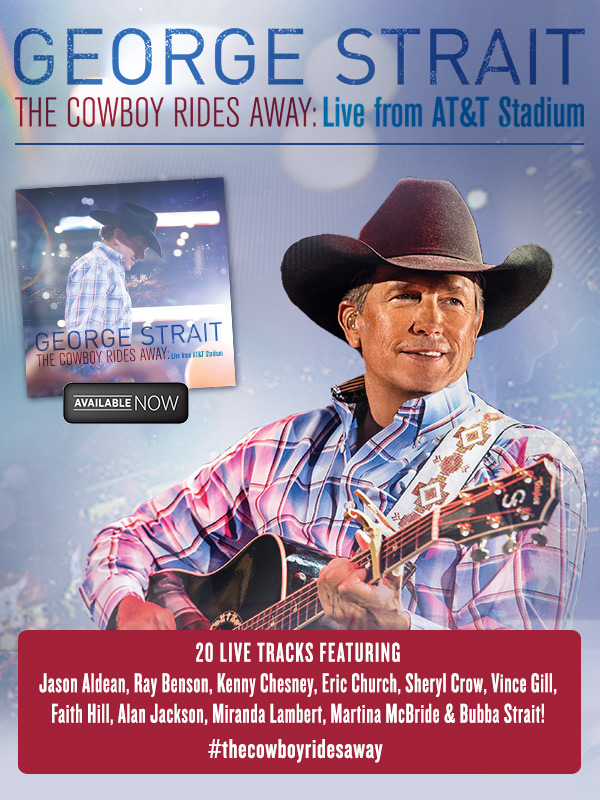 George Strait The Cowboy Rides Away Live From At Amp T Stadium