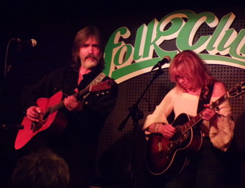 LARRY CAMPBELL & TERESA WILLIAMS Folk Club To 9/5/18