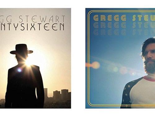 """GREGG STEWART """"Gregg Stewart""""/ """"Twenty Sixteen"""""""