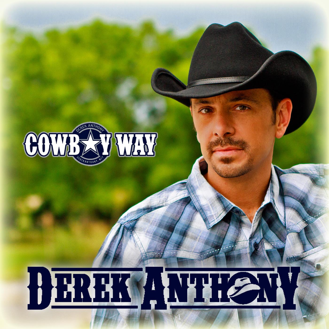 Derek Anthony Cowboy Way Planet Country