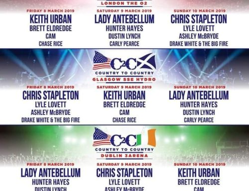 C2C Country To Country 2019, The Full Line Up