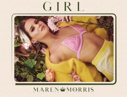 Maren Morris Girl (Columbia Nashville )
