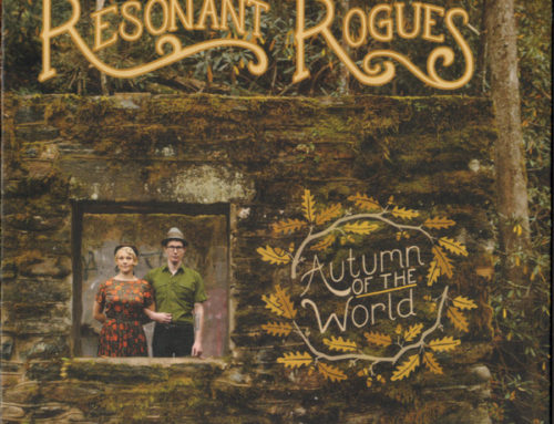 THE RESONANT ROGUES Autumn Of The World