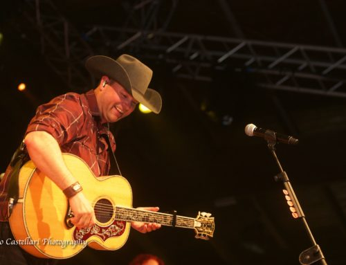 Gord Bamford, Live at Voghera Country Festival