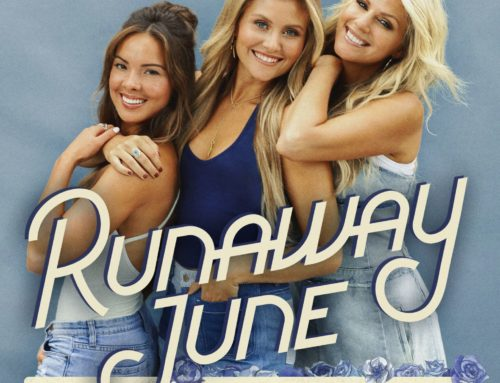 RUNAWAY JUNE ANNOUNCE JUNE RELEASE OF 'BLUE ROSES'