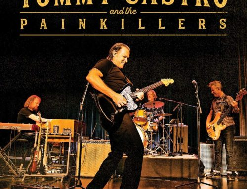 "TOMMY CASTRO and the PAINKILLERS ""Killin' It Live"""