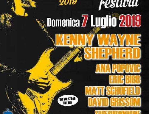 CHIARI BLUES FESTIVAL 2019 (Villa Mazzotti – Chiari, BS)