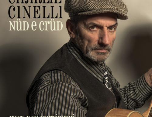 "CHARLIE CINELLI ""Nud e Crud"""