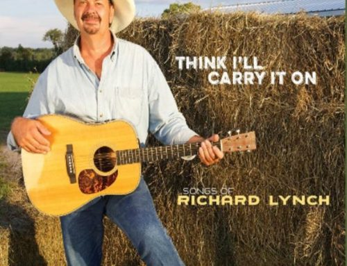 Richard Lynch-Think I'll Carry It On