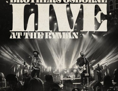 Brothers Osborne Live At The Ryman