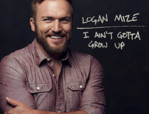 Out today from Logan Mize 'I Ain't Gotta Grow Up'