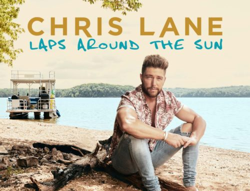 """CHRIS LANE TAKES """"I DON'T KNOW ABOUT YOU"""" TO #1 AT US COUNTRY RADIO"""