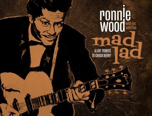 Ronnie Wood & His Wild Five Mad Lad: A Live Tribute to Chuck Berry