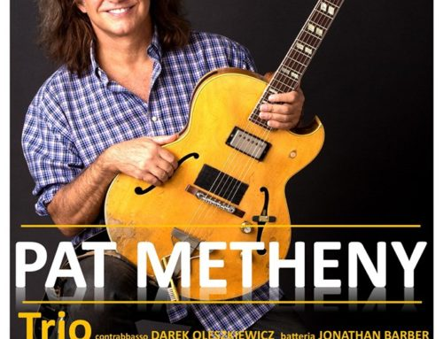 PAT METHENY 17 Novembre a Chiari (BS)