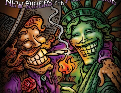 New Riders Of The Purple Sage  Thanksgiving In New York City