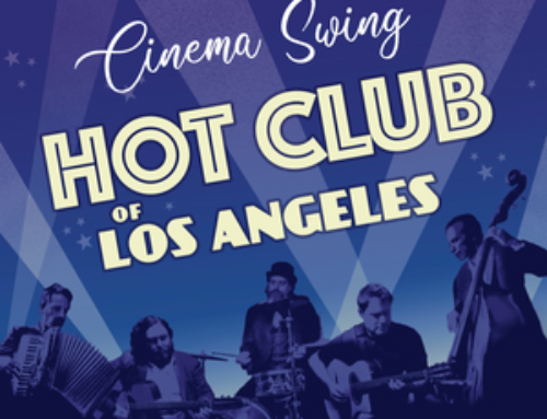 HOT CLUB OF LOS ANGELES TO RELEASE CINEMA SWING