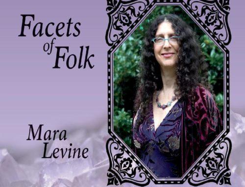 "MARA LEVINE ""Facets Of Folk"""