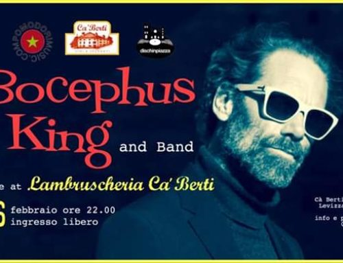 Bocephus King and Band Live a Cà Berti Levizzano Rangone (MO)