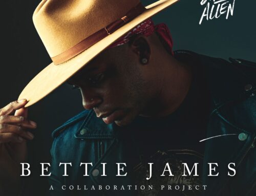 JIMMIE ALLEN ANNOUNCES STAR-STUDDED COLLABORATION EP 'BETTIE JAMES' – OUT JULY 10th