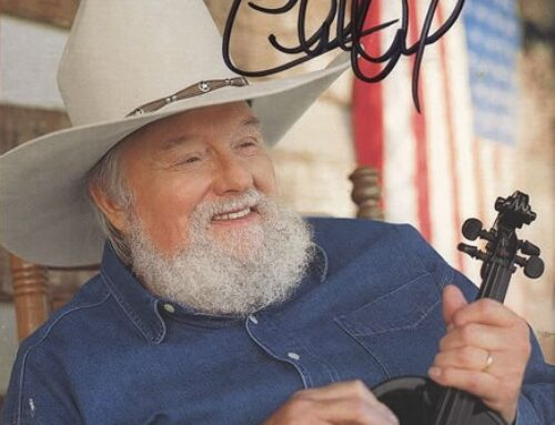 Charlie Daniels 'The Uneasy Rider'