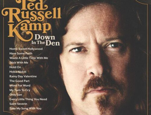 "TED RUSSELL KAMP ""Down In The Den"""