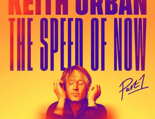 Keith Urban The Speed of Now Part 1