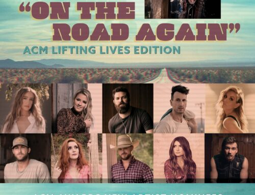 "ACADEMY OF COUNTRY MUSIC® TO RELEASE ""ON THE ROAD AGAIN (ACM LIFTING LIVES® EDITION)"""
