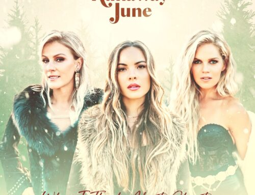 RUNAWAY JUNE ANNOUNCE WHEN I THINK ABOUT CHRISTMAS EP