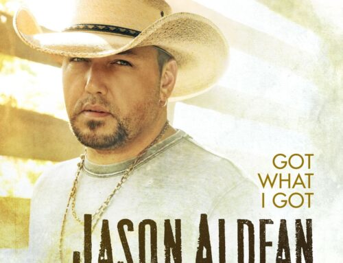 Jason Aldean's new single Got What I Got out now