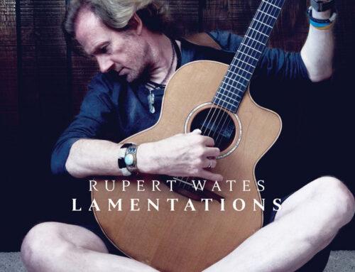 """RUPERT WATES """"Lamentations"""""""