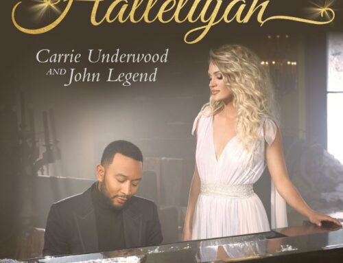 "Carrie's New Music Video ""Hallelujah"" with John Legend out now"