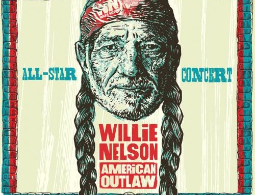 Various: Willie Nelson American Outlaw – All-Star Concert