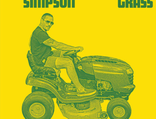 "STURGILL SIMPSON ""Cuttin' Grass, vol. 1"""