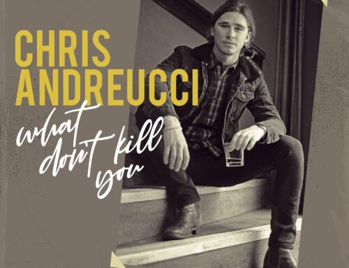 Chris Andreucci What Don't Kill You