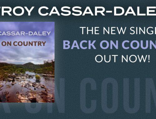 Troy Cassar-Daley pubblica il nuovo singolo