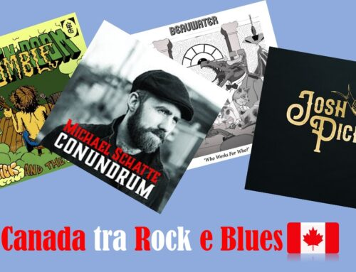 Il Canada tra rock e blues