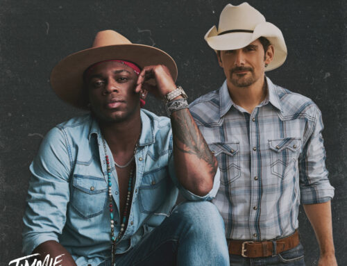 Jimmie Allen & Brad Paisley – 'Freedom Was A Highway' (out now)